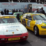 BSR Classic Cars Motorsport Rennvorbereitung