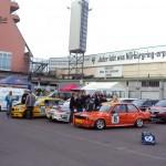 BSR Classic Cars Motorsport Grid