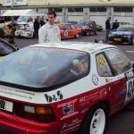 BSR Classic Cars Motorsport Porsche 924 Heckansicht