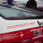BSR Classic Cars Motorsport Porsche 924 Sponsoren