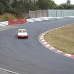 BSR Classic Cars Motorsport Porsche 924 auf dem Nürburgring
